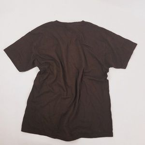 Gildan Shirts & Tops - Army Praphic T-Shirt Sze L Brown Graphic Camo Any
